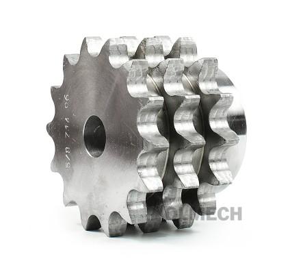 Koło łańcuchowe 06B-3 z-40 piasta