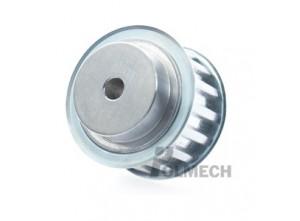 """Koło zębate pasowe o podziałce calowej H 075 na pas o szerokości 3/4""""- 19,05 mm do rozwiertu"""